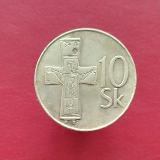 Словакия 10 крон 1995