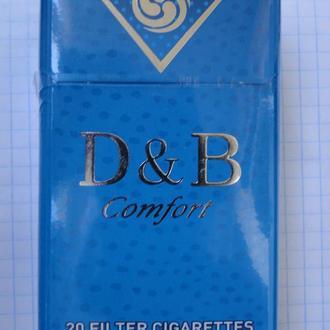 Сигареты D&B синие