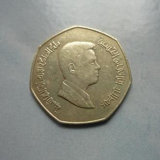 Иордания 1:4 динара 2009