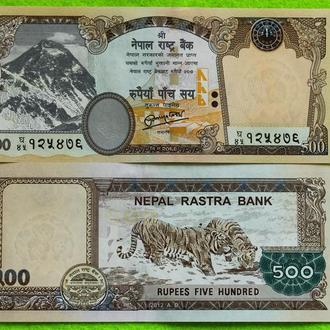 Непал 500 рупий 2012 UNC