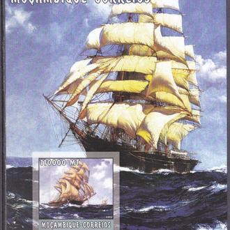 Мозамбик корабли MNH
