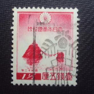 Япония 1937г.гаш.