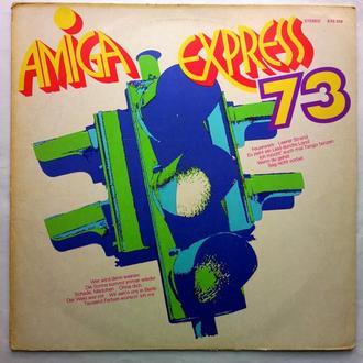 Виниловая пластинка AMIGA Express 1973.