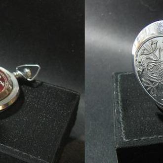 Часы карманные Молния СССР Замечательное исправное состояние!