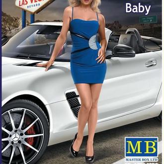 Master Box 24020 - Sloan - Vegas baby, 1/24