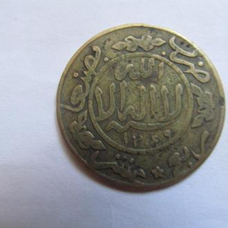 Йемен  1/40  риала   1930  год