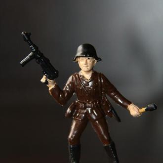 немцы немец солдат Вермахта ATLANTIC  60мм