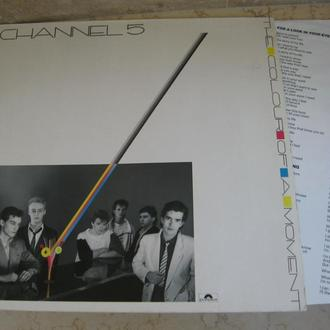 Channel 5 – The Colour Of A Moment  ( USA ) LP