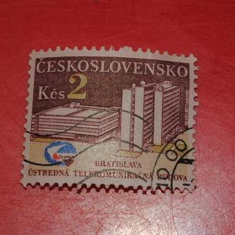 марка Чехословакия