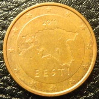 5 євроцентів 2011 Естонія