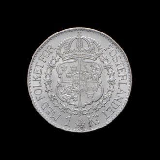 1 Крона 1932,(12) Швеция