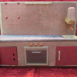 Кухня кукольная Плита детская игрушки СССР