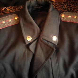 Плащь МВД Украины. Рубашка.