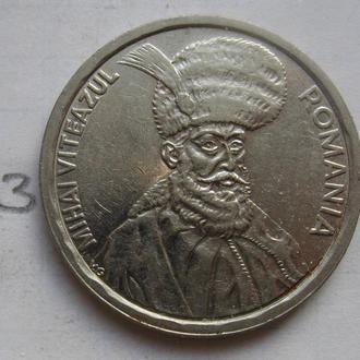 РУМЫНИЯ, 100 лей 1993 года.