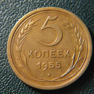 5 копеек 1955