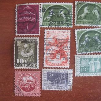 Нидерланды 1940-50-е годы    ГАШ