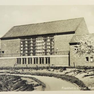 Открытка. Франкфурт-на Одере. 1930-е. (8)
