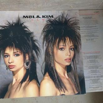 Mel & Kim – F.L.M.  ( Germany  )     LP