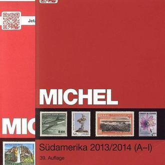 Michel 2013/14 - Марки Южной Америки - *.pdf