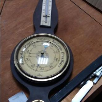барометер+термометер розмір