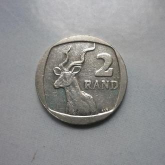 ЮАР 2 рэнда 2008 фауна