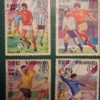 Футбол. Камбоджа.