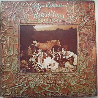 LOGGINS & MESSINA Native Sons   LP   EX-/EX