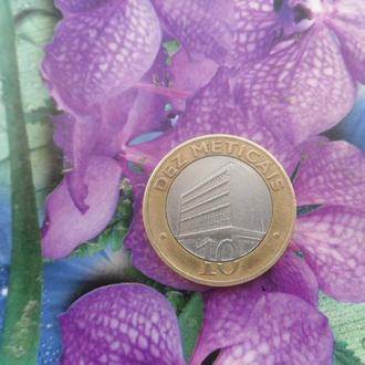 Мозамбик 10метикайс 2006г