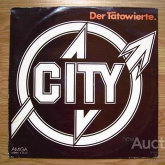 LP City Der Tätowierte Ger Nm