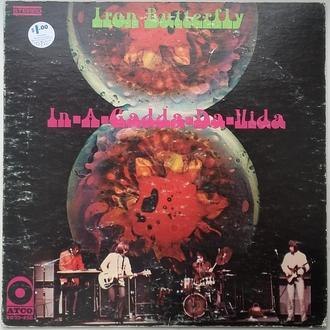 IRON BUTTERFLY  In-A-Gadda-Da-Vida  LP G+/VG