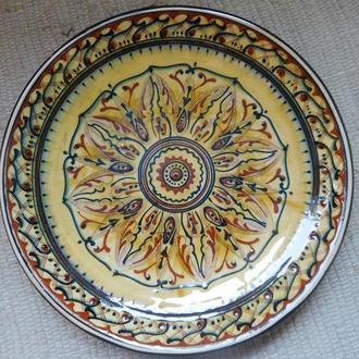 Блюдо настенная тарелка