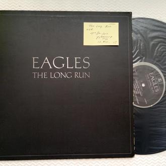 Eagles – The Long Run / Asylum Records – 5E-508, usa , vg++/-m-/vg++ 12$