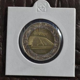 5 гривен, 2006 Народные музыкальные инструменты - Цимбали, (в холдере).