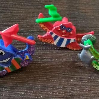 Животные на пляже (1996), серия без вкл