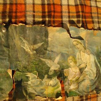Мати Божа з дитям-Ісусом
