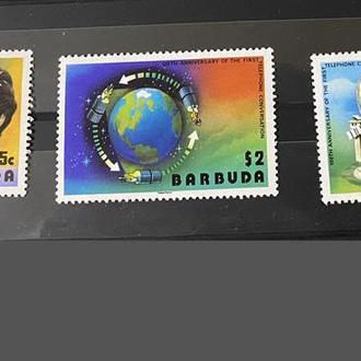 1977. Барбуда. Связь. Телефон.MNH
