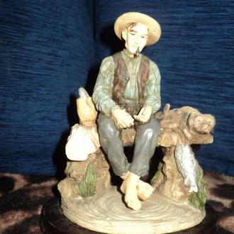 Фарфор из Германии статуэтка старина раритет эксклюзив антиквариат