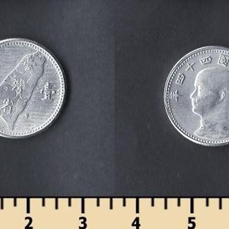 Тайвань 1 чжао 1955