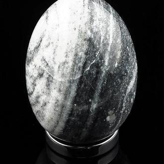 Фигурка Яйцо из кварца