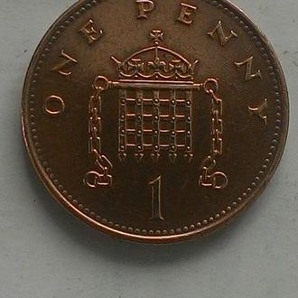 one penny 1994 года.