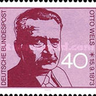 Германия 1973 персоналии