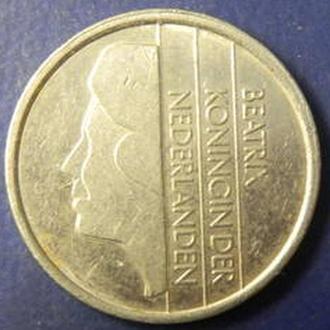 25 центів 1998 Нідерланди