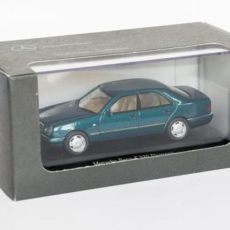 1:43 Mercedes Benz E320 Elegance 1997, HERPA, aquamarine metallic