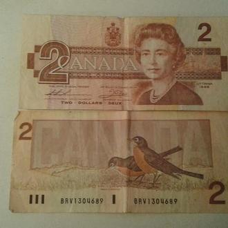 Канадский доллар 2