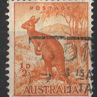 1948 - Австралия - Кенгуру Mi.194