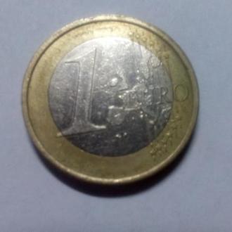 1 Євро 2002 р Німеччина