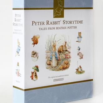Peter Rabbit Storytime Collection - Box Set of 4 Books
