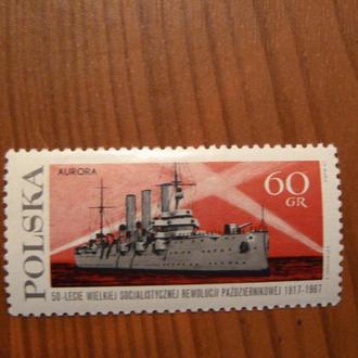 Польша.Крейсер Аврора
