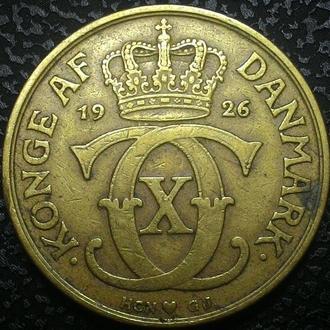 Дания 2 кроны 1926 год