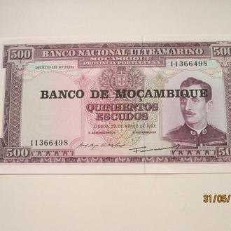Бона Мозамбик 1987г